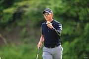 2018年 日本プロゴルフ選手権大会 3日目 上井邦弘