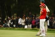 2009年 国内女子「LPGAツアーチャンピオンシップリコーカップ」最終日 NO.2