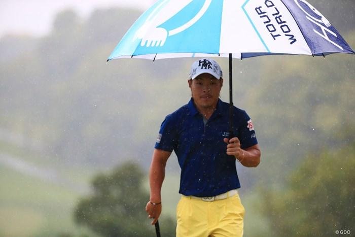 無念 2018年 日本プロゴルフ選手権大会 最終日 藤本佳則