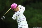 2009年 国内女子「LPGAツアーチャンピオンシップリコーカップ」最終日 NO.3