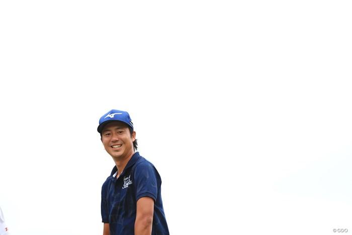 ミズノのマーク目立ってるよ 2018年 日本プロゴルフ選手権大会 最終日 小鯛竜也