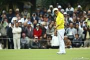 2009年 国内女子「LPGAツアーチャンピオンシップリコーカップ」最終日 横峯さくら