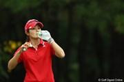 2009年 国内女子「LPGAツアーチャンピオンシップリコーカップ」最終日 諸見里しのぶ