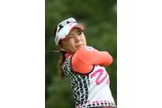 2009年 国内女子「LPGAツアーチャンピオンシップリコーカップ」最終日 有村智恵