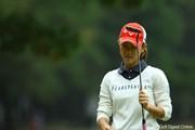 2009年 国内女子「LPGAツアーチャンピオンシップリコーカップ」最終日 上田桃子