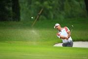 2018年 関西オープンゴルフ選手権競技 2日目 M・ヘンドリー