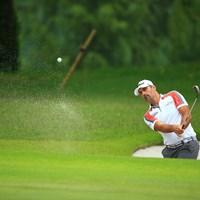 昨日のスコアから伸ばせず予選敗退 2018年 関西オープンゴルフ選手権競技 2日目 M・ヘンドリー