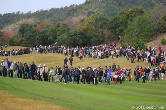 石川の最終組には大行列が発生!いつまでも人の列が途切れません!