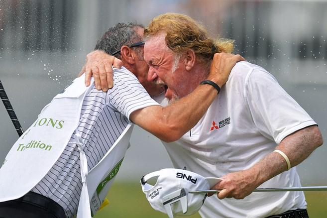 54歳ヒメネスが米シニアメジャー初優勝