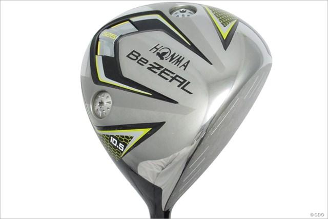 エンジョイゴルファーでも安心のドライバー 本間ゴルフらしい、美しい顔と仕上げの良さが光る「ビジール 525 ドライバー」