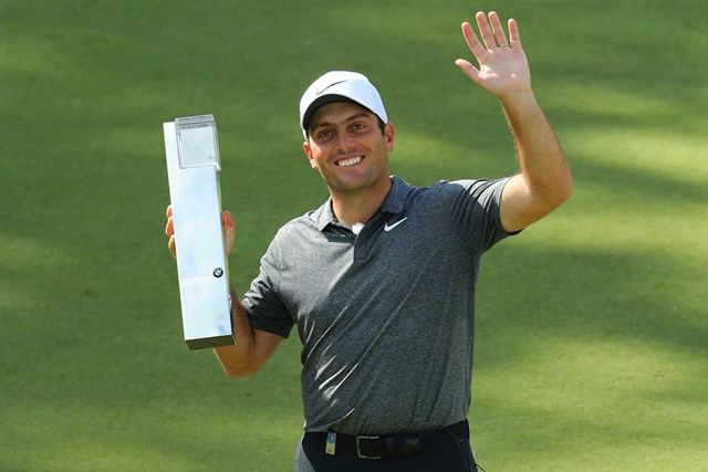 フランチェスコ・モリナリが2季ぶりの優勝を遂げた( Warren Little/Getty Images)