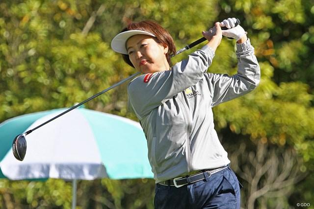 2018年 リゾートトラストレディス 小林浩美LPGA会長 「全米シニア女子オープン」に出場する小林浩美LPGA会長