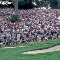 1998年「全米オープン」のセッティングは物議を醸した(Phil Sheldon/Popperfoto/Getty Images) 1998年 全米オープン 最終日 リー・ジャンセン