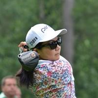 上原彩子は74位で初日を終えた 2018年 全米女子オープン 初日 上原彩子