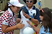 2018年 全米女子オープン 2日目 高山佳小里
