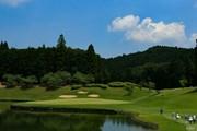 2018年 日本ツアー選手権 森ビル杯 Shishido Hills 3日目 7番par3