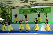 2018年 日本ツアー選手権 森ビル杯 Shishido Hills 3日目
