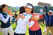 2018年 ヨネックスレディスゴルフトーナメント 最終日 大山志保