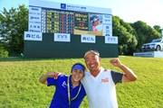 2018年 日本ツアー選手権 森ビル杯 Shishido Hills 最終日 市原弘大