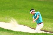 2018年 日本ツアー選手権 森ビル杯 Shishido Hills 最終日 キム・ヒョンソン