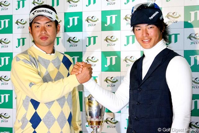 ゴルフ日本シリーズJTカップ/石川遼&池田勇太 初日は石川遼と池田勇太が直接対決! 今週を、そして賞金王の行方を大きく占う1日となりそうだ