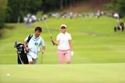 2018年 サントリーレディスオープンゴルフトーナメント 初日 森田理香子