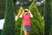 2018年 サントリーレディスオープンゴルフトーナメント 初日 金田久美子