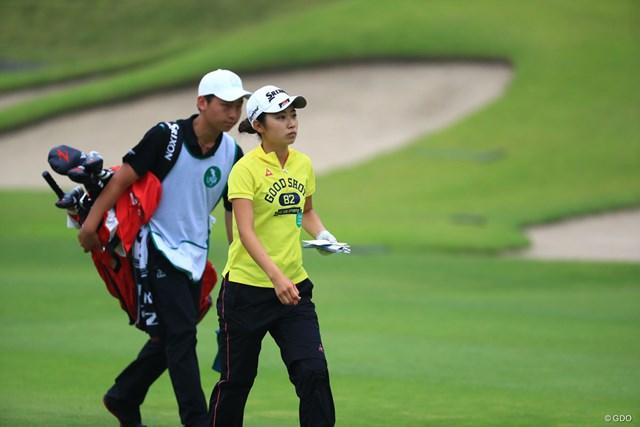 2018年 宮里藍 サントリーレディスオープンゴルフトーナメント 2日目 安田祐香 さすがです祐香ちゃん