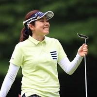 ウェイティングからの出場で14位タイ。なかなかやるじゃん 2018年 サントリーレディスオープンゴルフトーナメント 2日目 仲宗根澄香