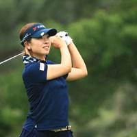決勝には行けずでした。残念 2018年 サントリーレディスオープンゴルフトーナメント 2日目 森田理香子