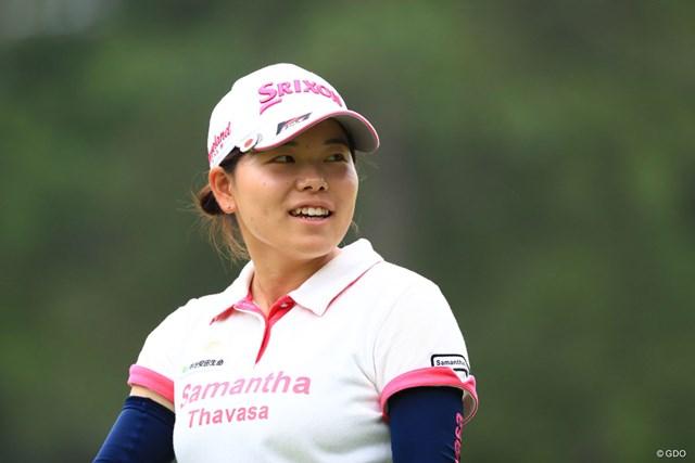 2018年 宮里藍 サントリーレディスオープンゴルフトーナメント 2日目 勝みなみ 狙え優勝!