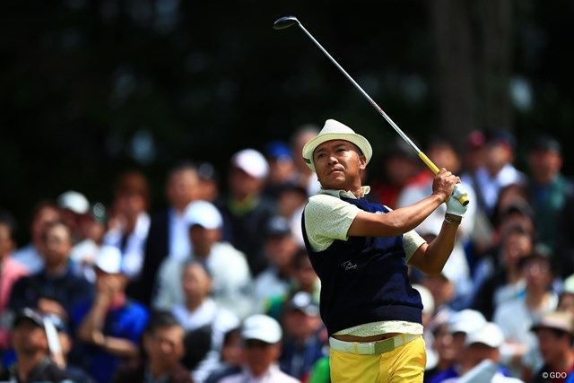 片山晋呉への処分に注目が集まる(写真は2018年関西オープンゴルフ選手権競技)
