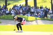 2018年 サントリーレディスオープンゴルフトーナメント 3日目 大山志保