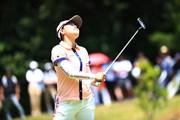 2018年 サントリーレディスオープンゴルフトーナメント 3日目 勝みなみ