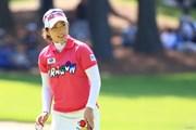 2018年 サントリーレディスオープンゴルフトーナメント 3日目 笠りつ子