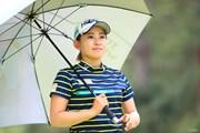 2018年 サントリーレディスオープンゴルフトーナメント 3日目 永井花奈