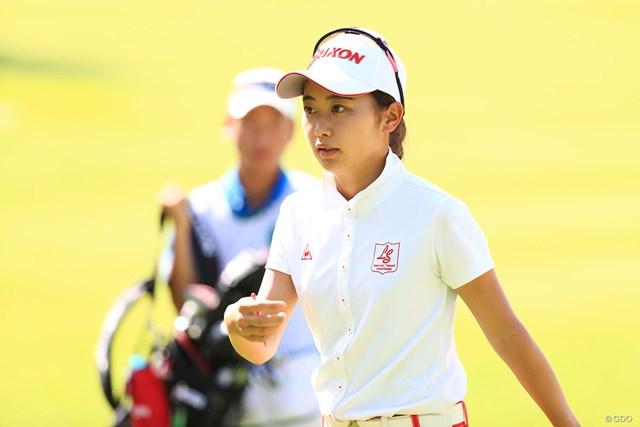 2018年 宮里藍 サントリーレディスオープンゴルフトーナメント 3日目 安田祐香 12アンダー3位タイ凄い、凄い、凄い