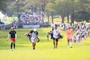 2018年 サントリーレディスオープンゴルフトーナメント 3日目 イ・ボミ