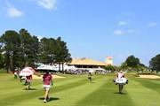 2018年 サントリーレディスオープンゴルフトーナメント 3日目 9番
