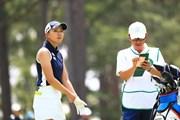 2018年 サントリーレディスオープンゴルフトーナメント 3日目 宮田成華