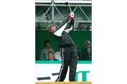 2009年 ゴルフ日本シリーズJTカップ 初日 富田雅哉