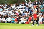 2018年 サントリーレディスオープンゴルフトーナメント 最終日 有村智恵