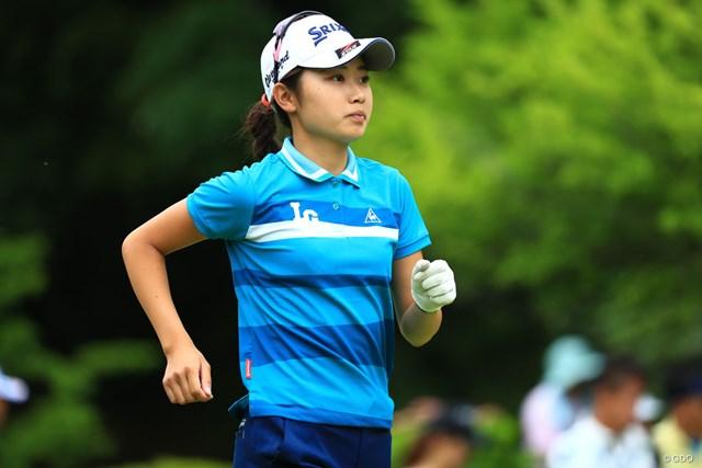 2018年 宮里藍 サントリーレディスオープンゴルフトーナメント 最終日 安田祐香 走る!