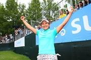 2018年 サントリーレディスオープンゴルフトーナメント 最終日 成田美寿々