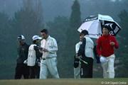 2009年 ゴルフ日本シリーズJTカップ 初日 石川遼&池田勇太
