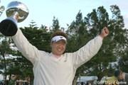 2006年 アジア・ジャパン沖縄オープン 最終日 高山忠洋
