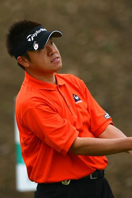予選ラウンドをトップで通過した中川勝弥