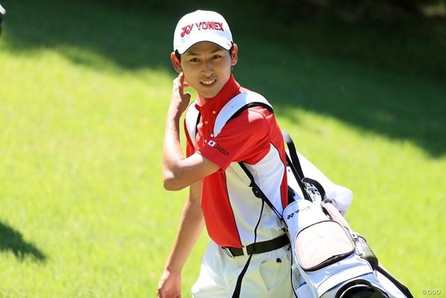 チームのいじられキャラ小寺大佑は初々しい笑顔も魅力