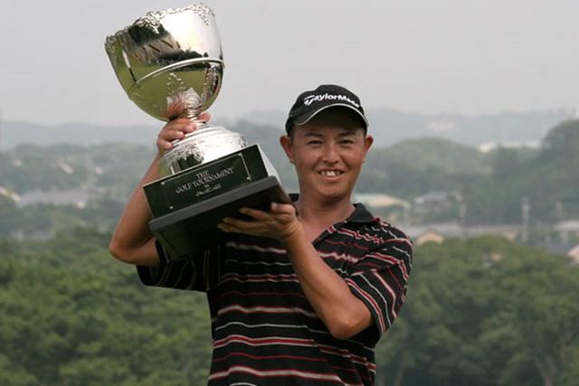 2006年 ザ・ゴルフトーナメント in 御前崎 2006 最終日 谷口徹 3ホールの死闘の末、三つ巴のプレーオフを制した谷口徹