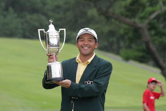 2003年以来の優勝を地元で果たした手嶋多一